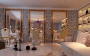 salon interior design al fahim