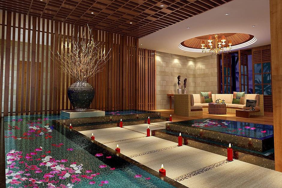 Spa interior Design  AL FAHIM INTERIORS