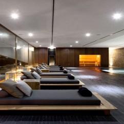 Work Station Kitchen Countertops Orlando Spa Interior Design | Al Fahim Interiors
