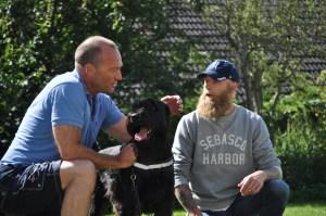 alfahunden hundträning