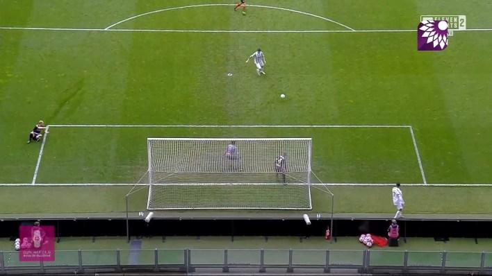 شاهد الهدف الثاني (2 – 0) لصالح يوفنتوس في شباك جنوى