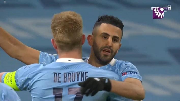 شاهد الهدف الاول ( 1-0 ) لصالح مانشستر سيتي في شباك دورتموند