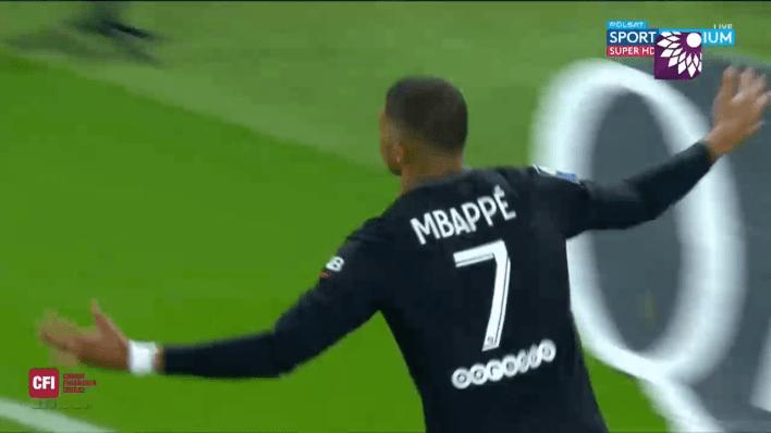 شاهد الهدف الثاني (2-1) لصالح باريس سان جيرمان في شباك انجيه