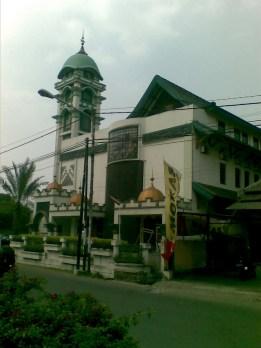 Masjid Al-Fajr Bandung Jl. Cijagra Raya, Bandung 40265