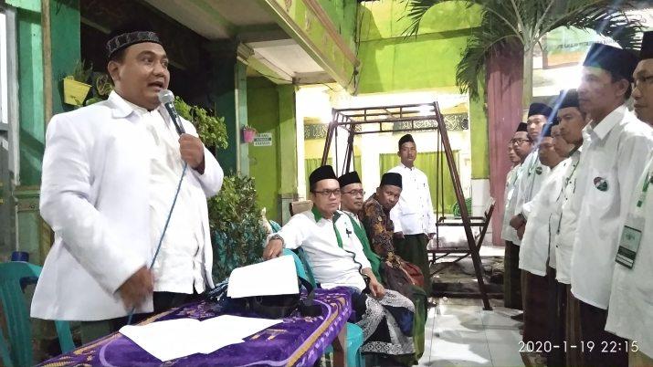 Gladi Baiat PKPNU MWC Kesamben