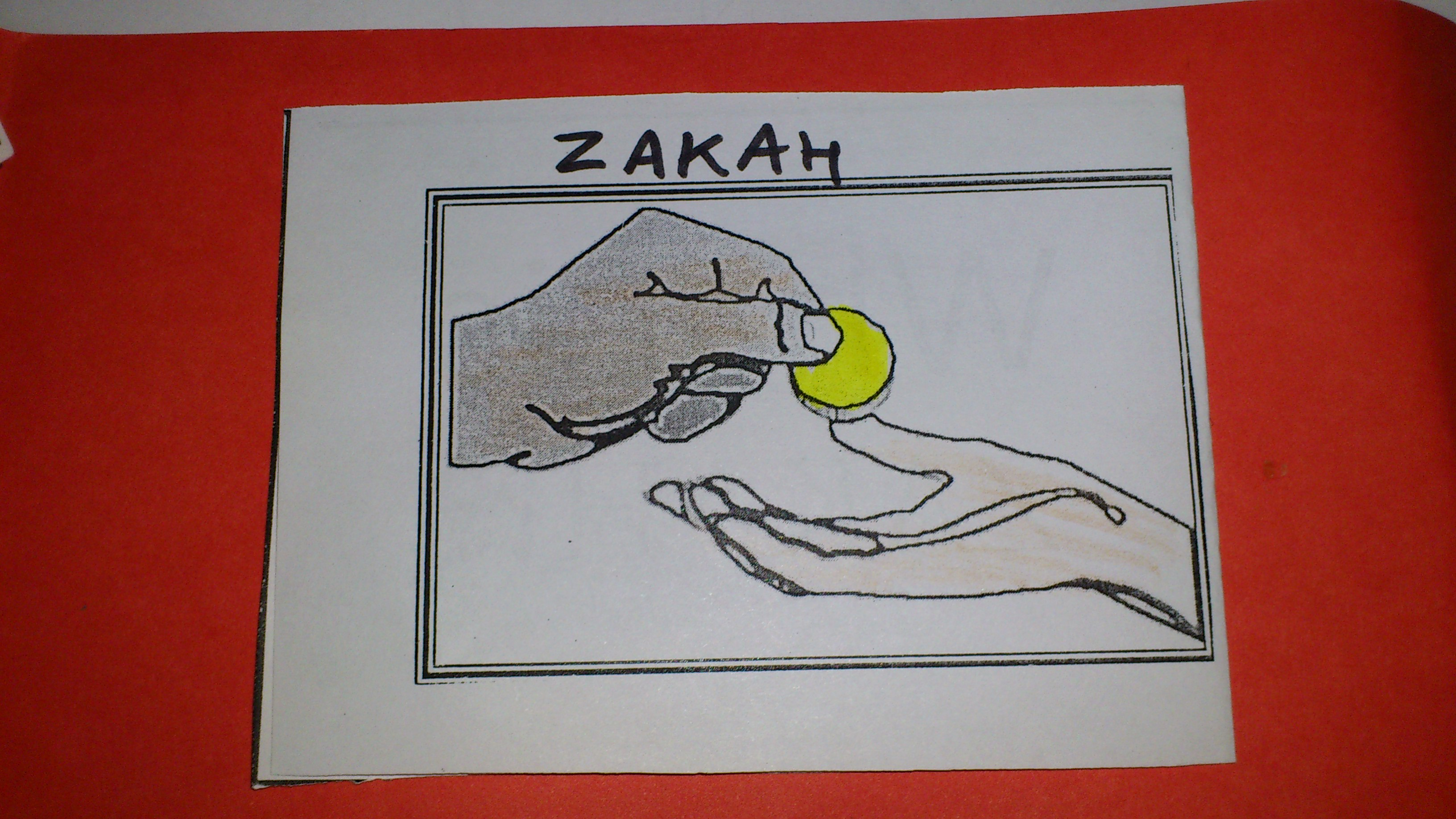 Pillars Of Islam Lapbook