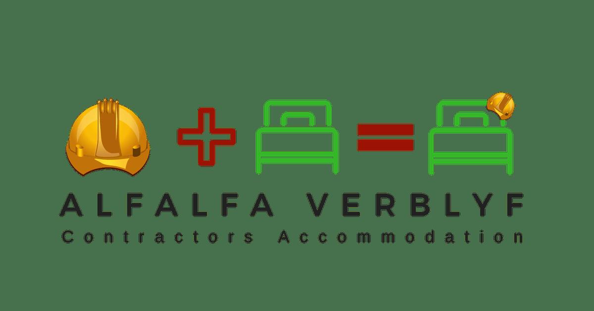 Alfalfa Vol nuut akkommodasie