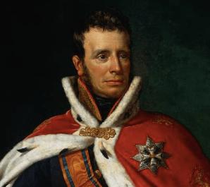 King Willem I - an ambitious man