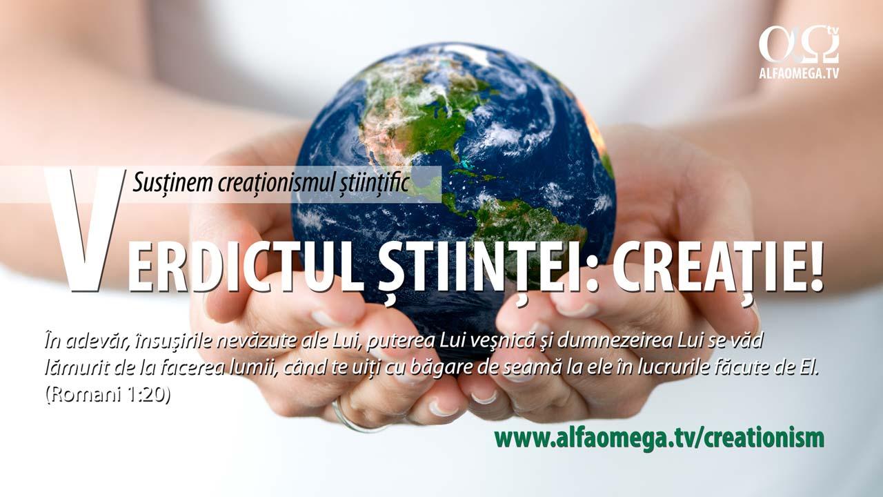 creationism sectiune