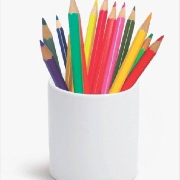 Porta Lápis - Altura 9,0 cm