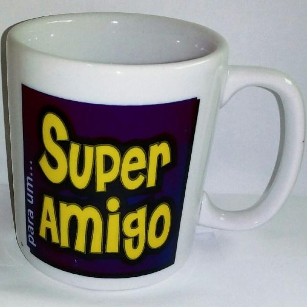 CANECA 300 ML - SUPER AMIGO