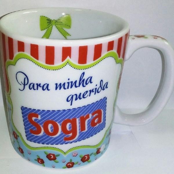 CANECA 300 ML - QUERIDA SOGRA