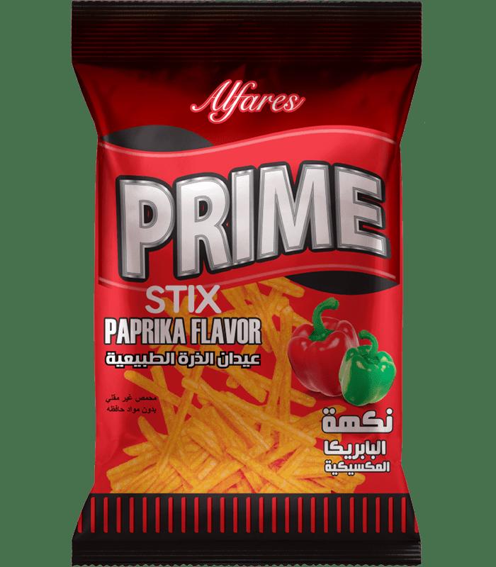 Prime Corn Stix Paprika Flavor