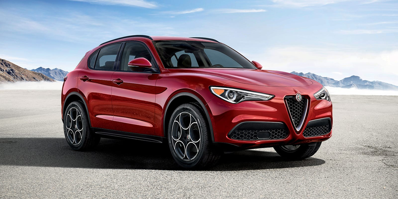Stelvio, The New Alfa Romeo Suv  Alfa Romeo Usa
