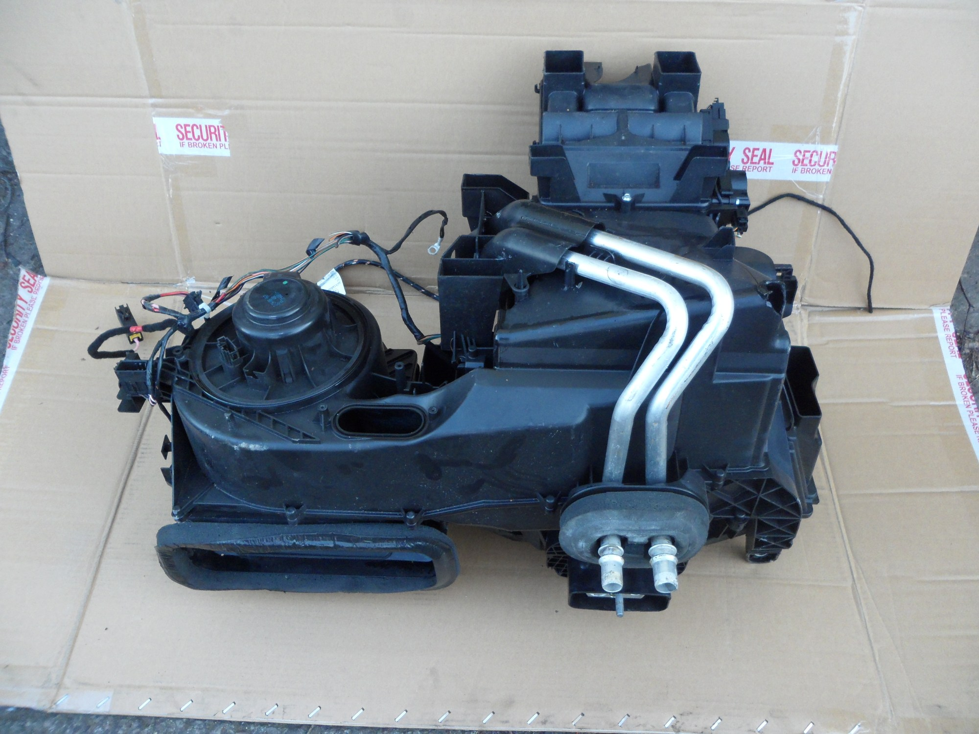 hight resolution of alfa 159 sportwagon brera spider complete heater box 05 08