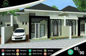 Amirah City Serang Design2