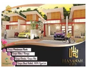 Perumahan Syariah di Bogor Hasanah City
