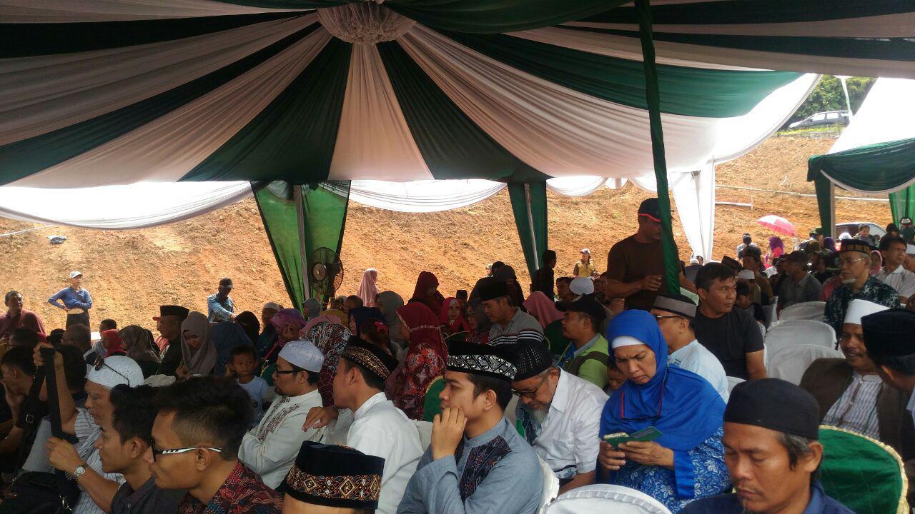 Gathering Peminat Kampung Buah Cikalong Cluster Durian