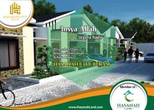 Perumahan Syariah Hasanah City Bekasi