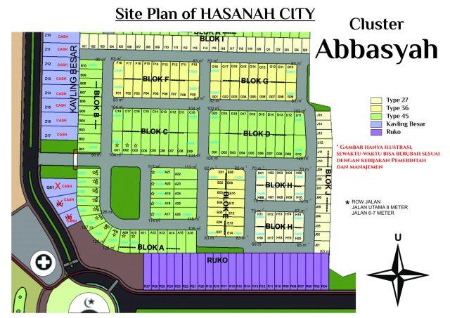 hasanah city bogor