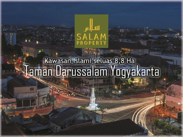 Gathering / Prelauncing Perumahan Syariah Taman Darussalam Jogjakarta