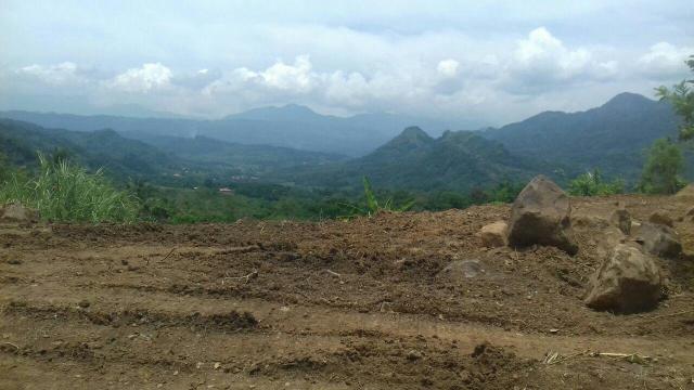 Update Pekerjaan Lahan Kampung Buah Cikalong