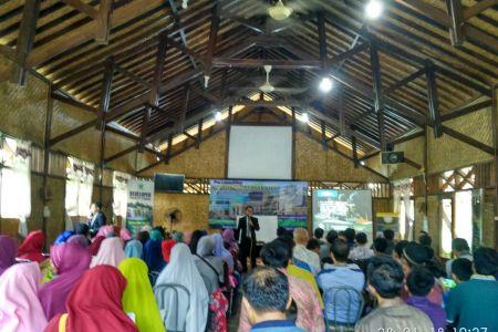 Gathering Peminat Taman Darussalam Dramaga Bogor 28 Januari