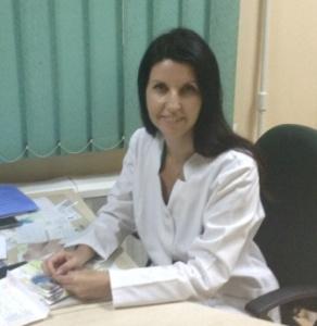 Врач-дерматовенеролог Винницкая Оксана Викторовна