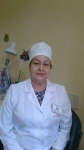 Хирург-онколог, маммолог Паукова Валентина Павловна