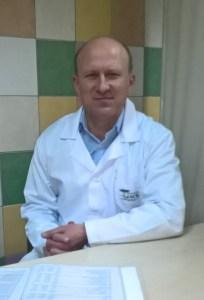 врач уролог Власюк Александр Витальевич
