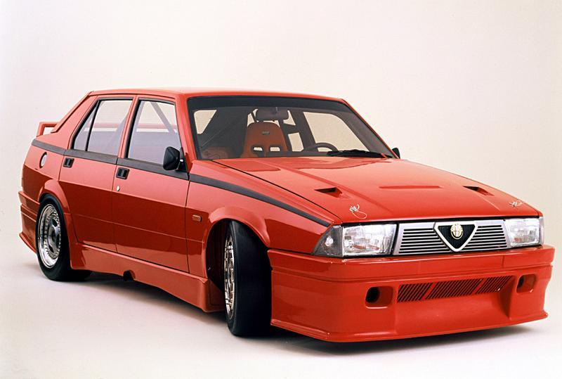 Alfa Romeo 75 Review