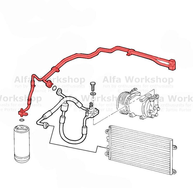 Alfa Romeo 147 Air Conditioning