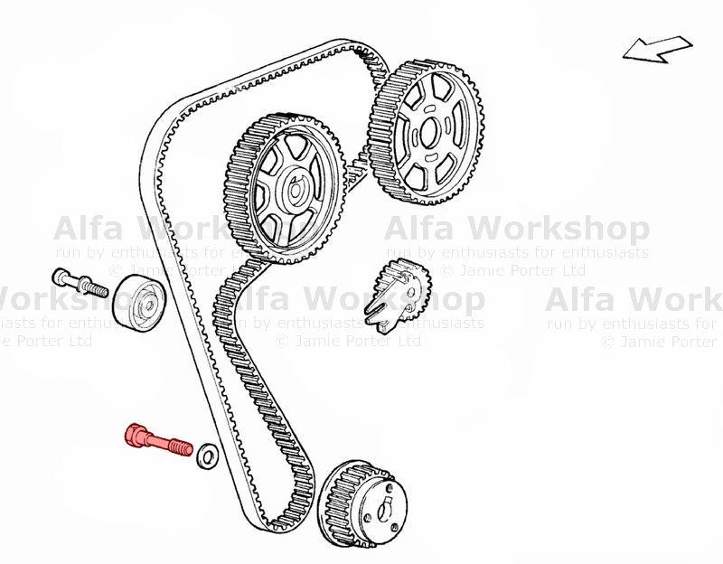 Alfa Romeo 159 Crank