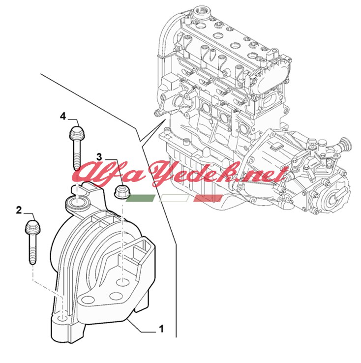 Alfa Romeo Giulietta Motor Kulağı