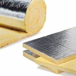 Glass Wool Insulation - alferoz qatar