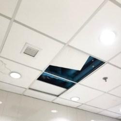 Gypsum Ceiling Tyles And Fittings - alferoz qatar
