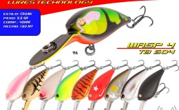 Troutbass Wasp 4
