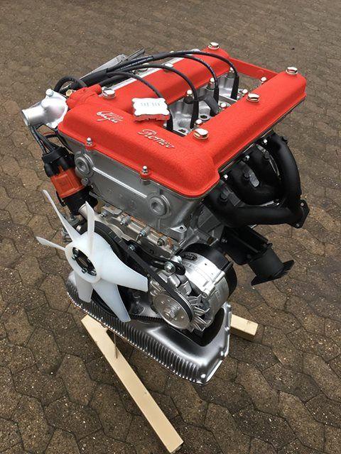Silniki R4 Alfa Romeo