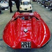 Sportowe Prototypy Alfa Romeo (1946-62)