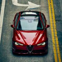 Alfa Romeo Giulia – projekt 552