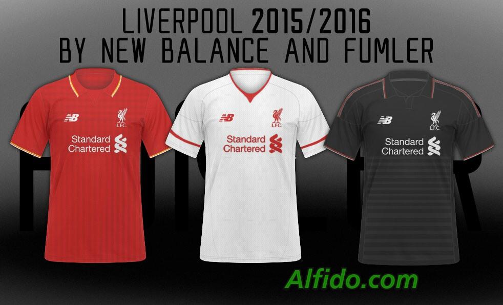 liverpool jersey new balance 2016