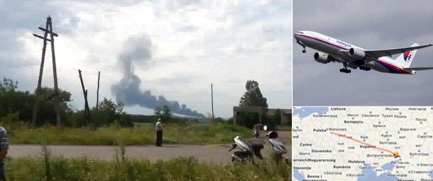 breaking news pesawat malaysia airlines mh 17 ditembak jatuh di