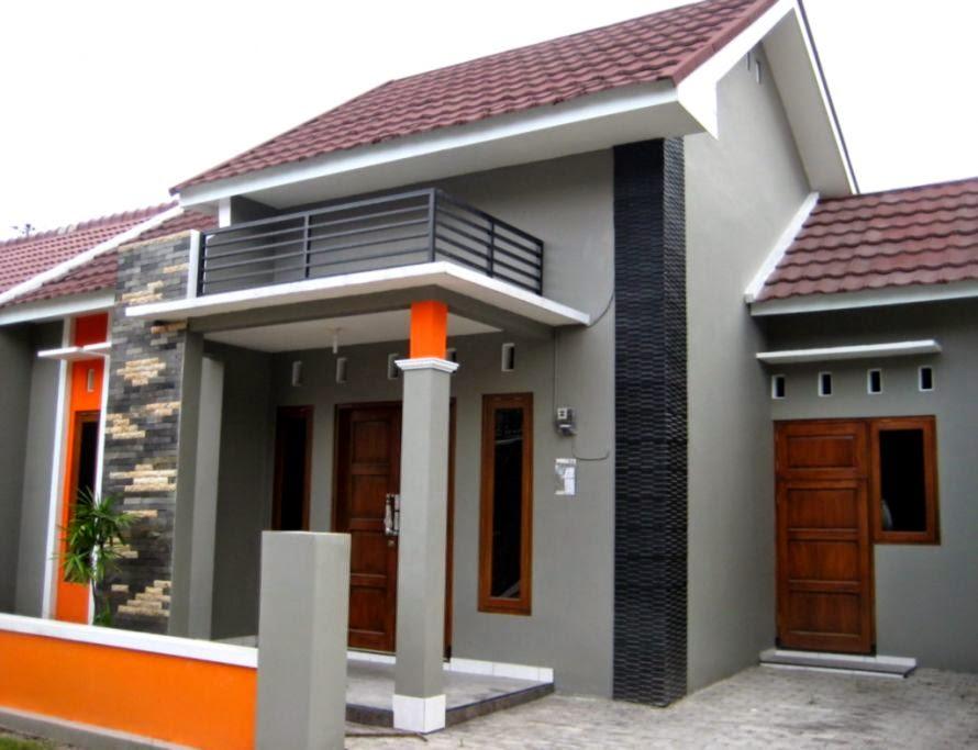 Contoh Rumah Minimalis Tampak Depan Desain Rumah Minimalis