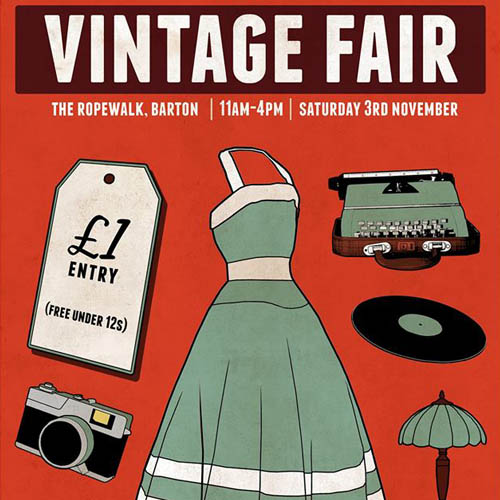 Ropewalk Vintage Fair
