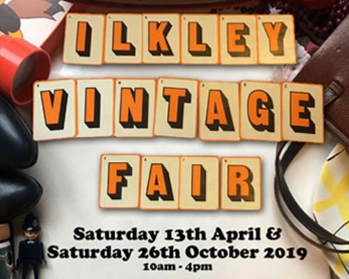 Ilkley Playhouse Vintage Fair 2019