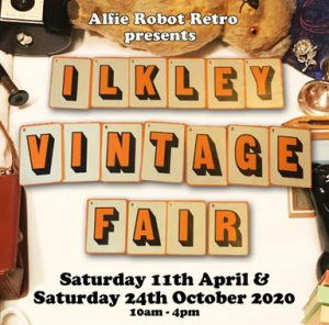 Ilkley Playhouse Vintage Fair 2020