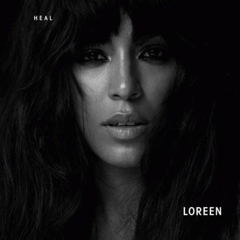 loreen heal album cover