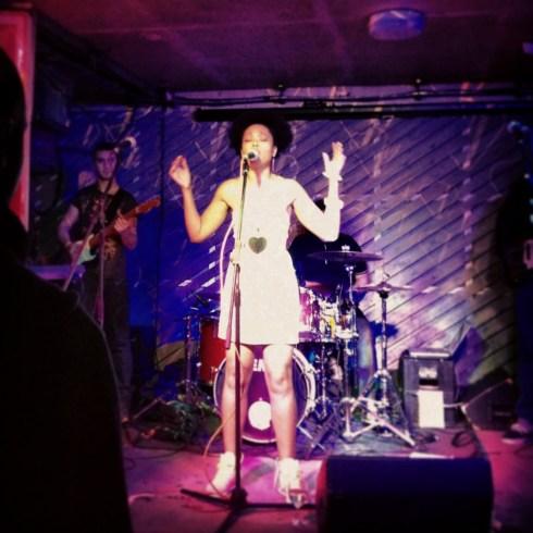 shea singer live notting hill arts club london 1