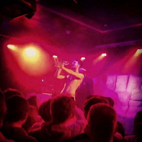 Man Like Me Album Launch Plan B Brixton London March 2013 2