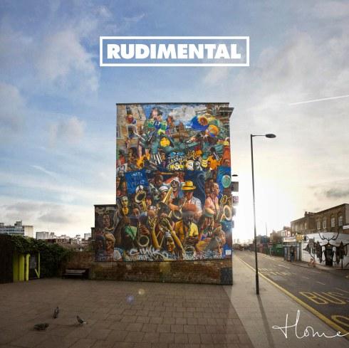 rudimental home album